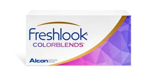 Freshlook Coloblends 6pk